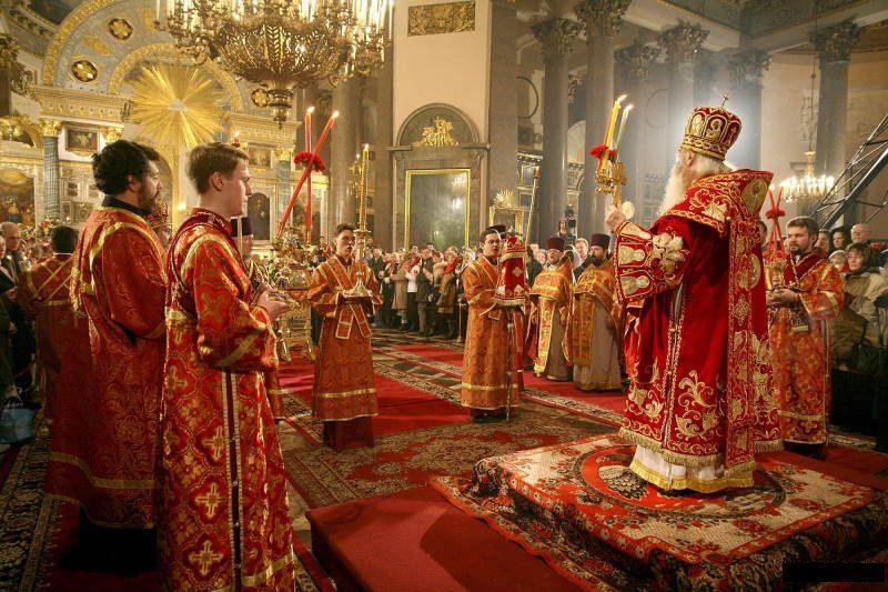 Подготовка к празднованию Православной Пасхи