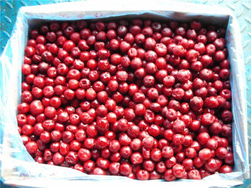 Способ заморозки ягоды без косточки