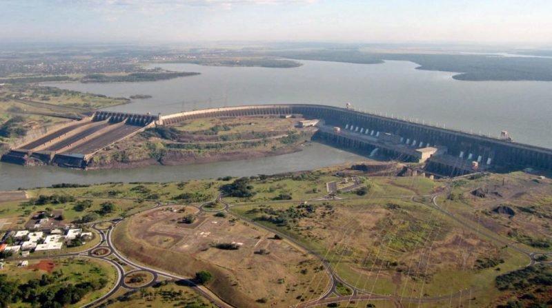 Плотина ГЭС Силоду