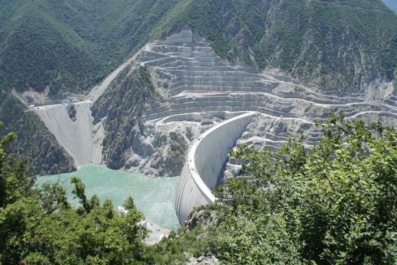 ГЭС Деринер