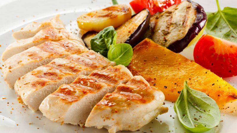 Рецепты блюд из куриного филе