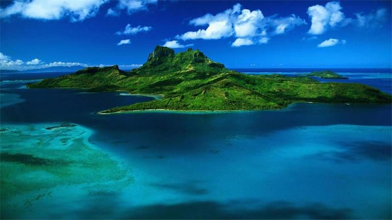 Характеристики Тихого океана