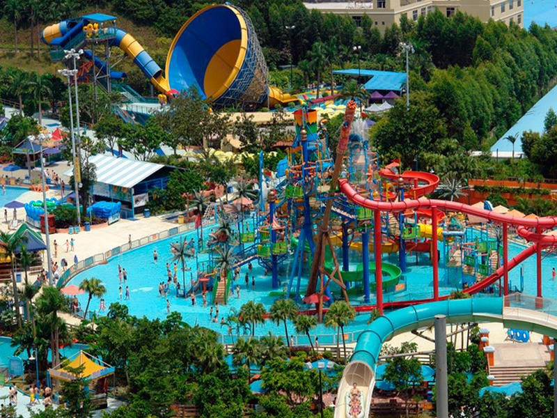 Аквапарк Chime-Long Water Park