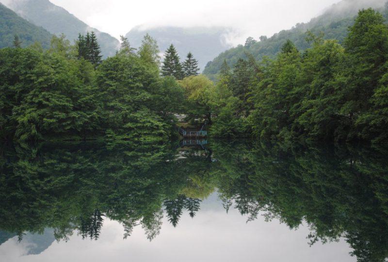 Озеро Церик-Кель