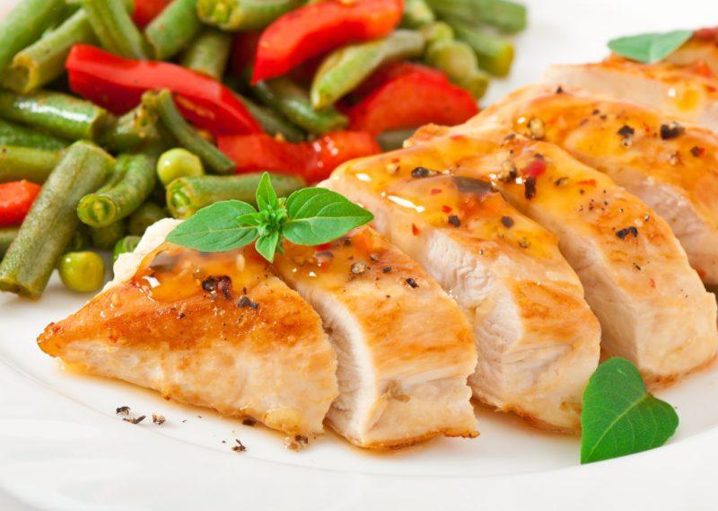 Как приготовить куриное филе?