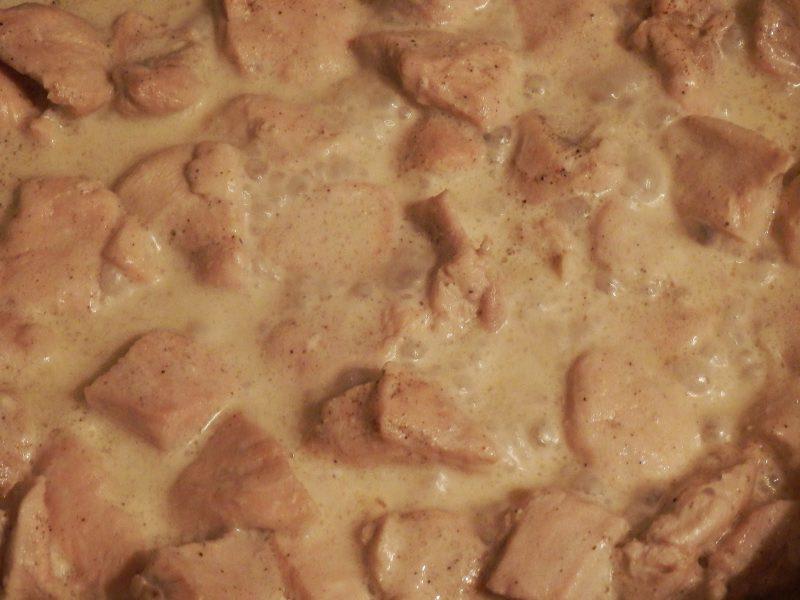 Рецепты куриного филе