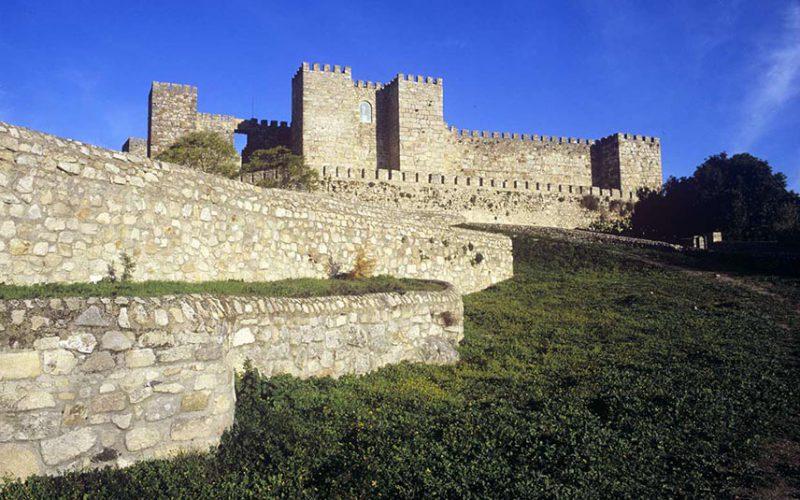 Замок в Касересе