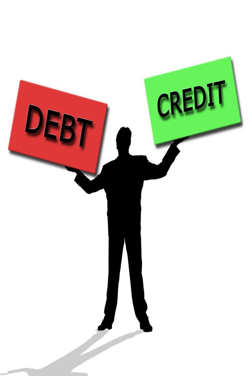 Понятия дебет и кредит в бухгалтерии