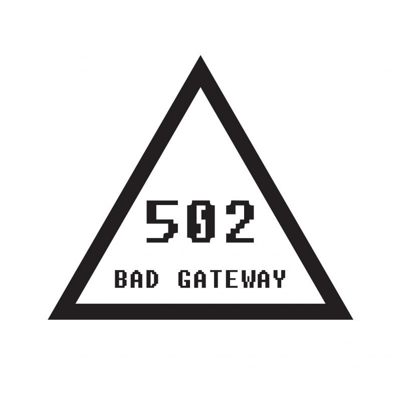 Ошибка 502 bad gateway