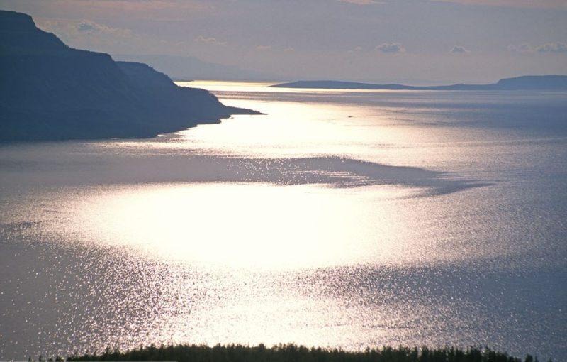 Хантайское озеро