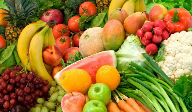 Фрукты для вегетарианцев