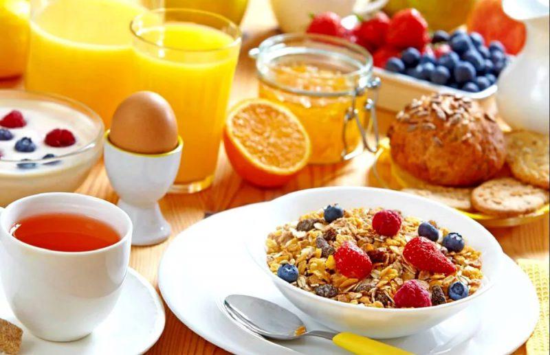 Правильное питание взамен диеты