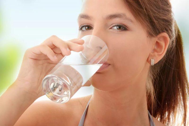 Полноценный питьевой режим
