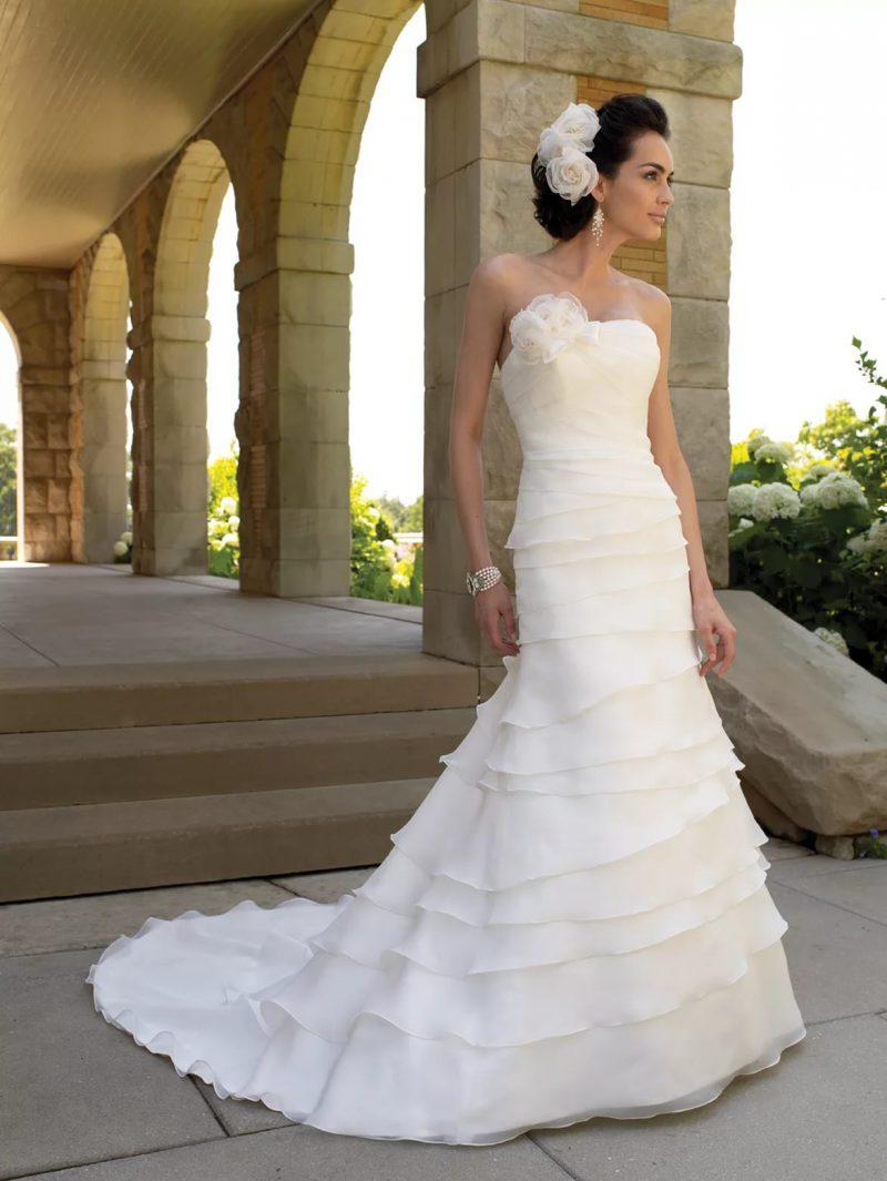 о свадебном платье
