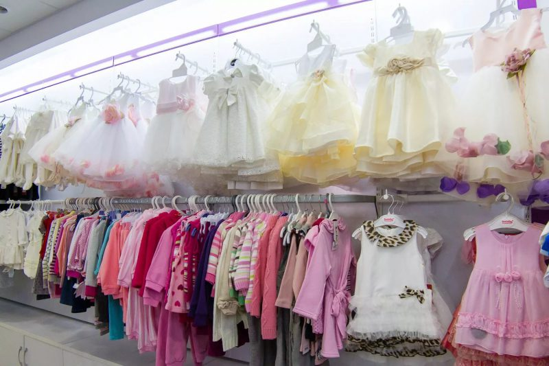 Одежда в подарок новорожденной