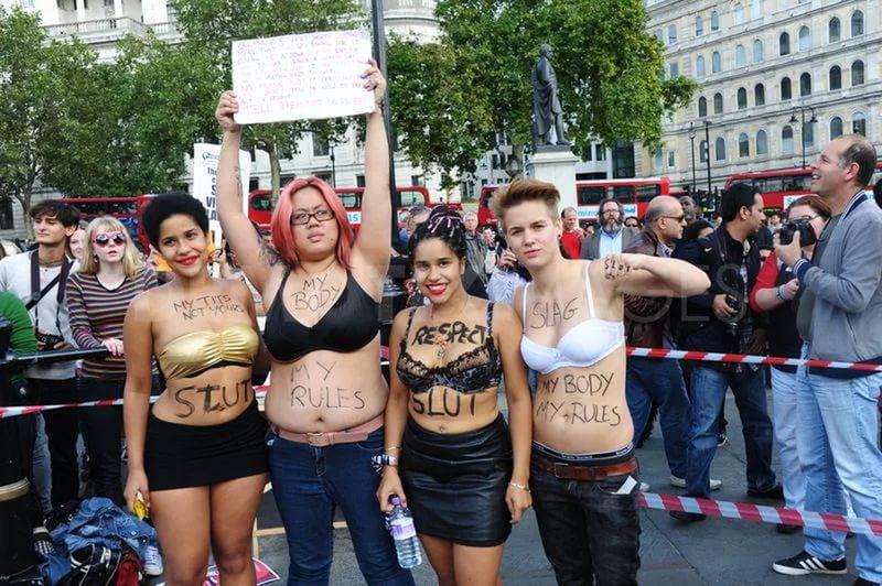 Что такое феминизм?