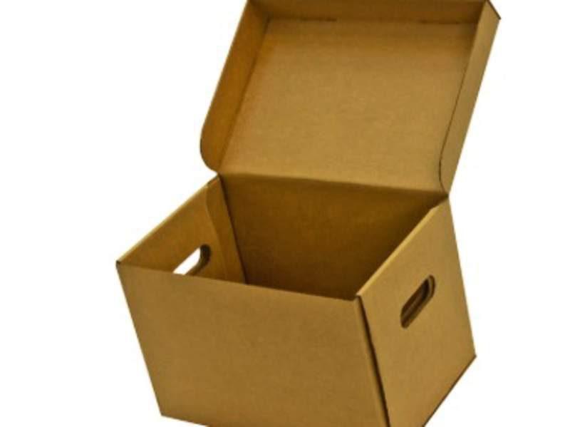 коробка своими руками с крышкой