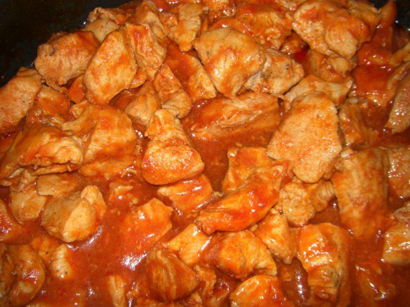Рецепты приготовления куриного филе