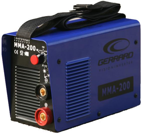 Инвертор GERRARD MMA-200<