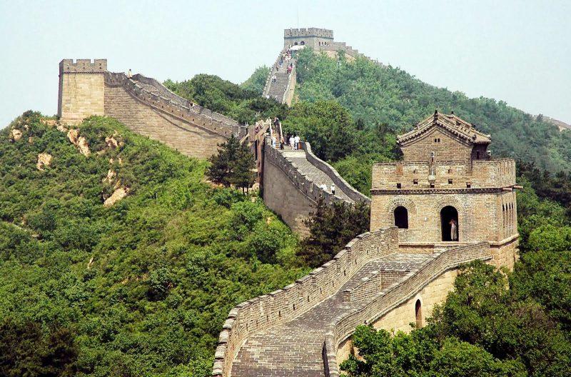 Существующая версия происхождения Великой Китайской стены