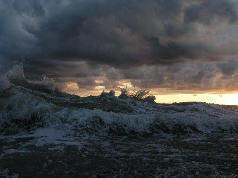Климатические особенности на Тихом океане