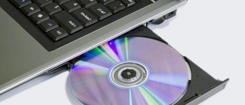 Как установить драйвера с диска