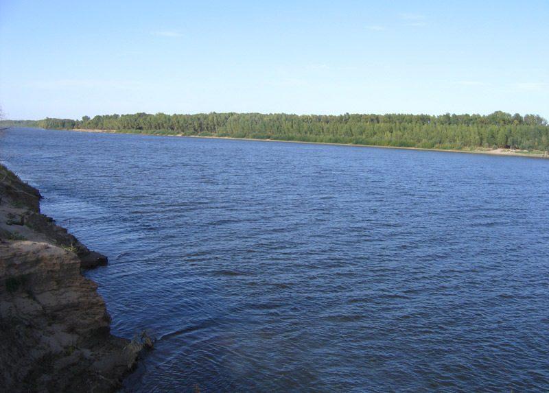 Самая полноводная река России
