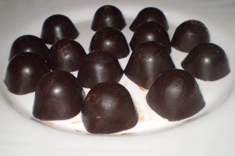 Приготовление шоколада из кэроба