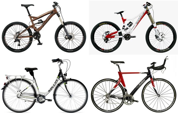 как выбрать велосипед универсальный