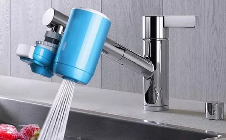Фильтр для воды насадка на кран