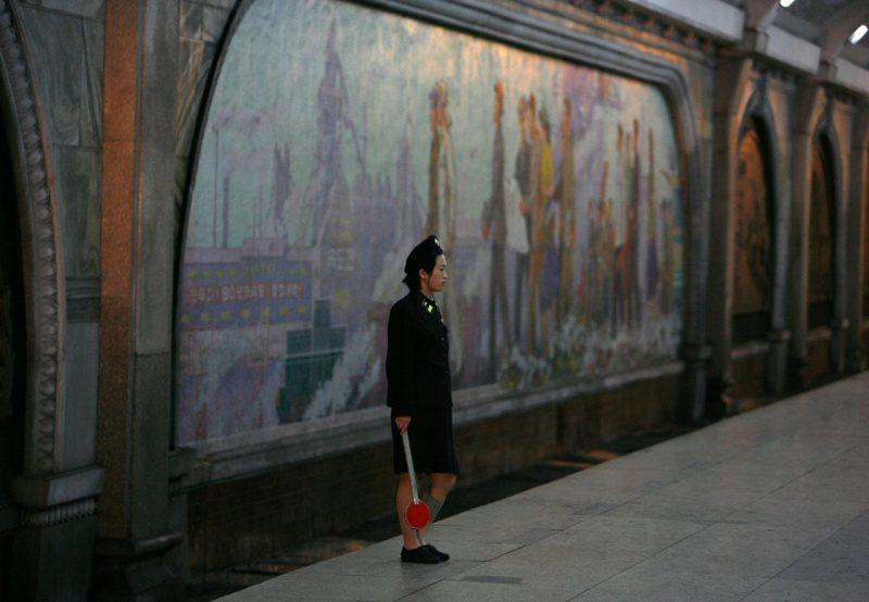 КНДР метро