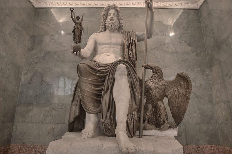 Юпитер в мифологии
