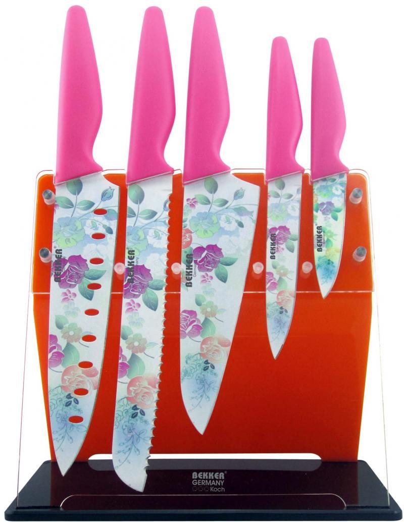 Кухонные ножи Bekker