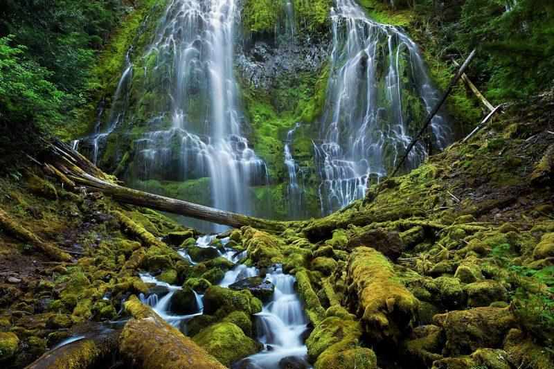 Водопад Олупена