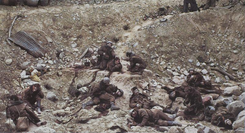 «Беседа мертвых солдат»