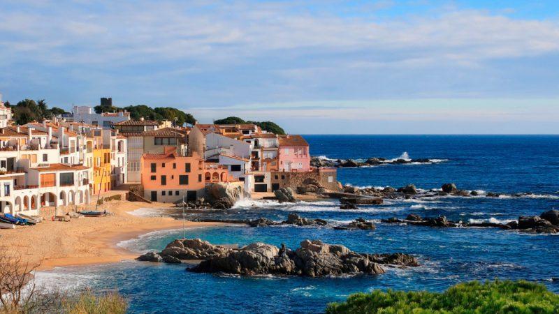 Коста Брава - один из самых красивых регионов Испании