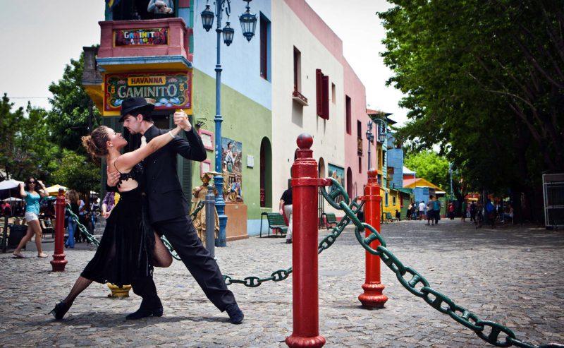Танго в Аргентине