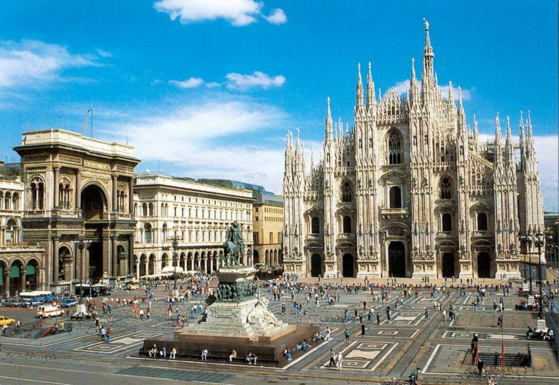 Милан - мировая столица мира моды