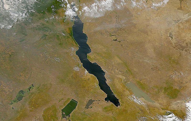 Характеристика озера Танганьики