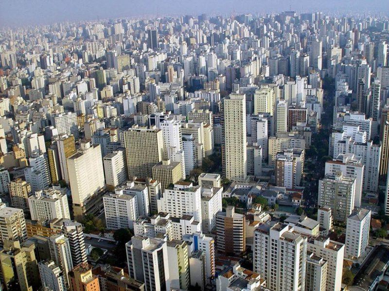 населенные города