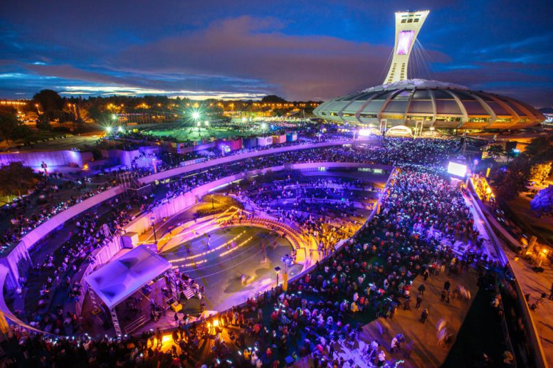 стадион Монреаль