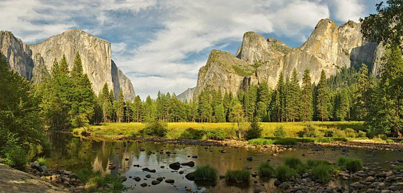 Йосемитская долина