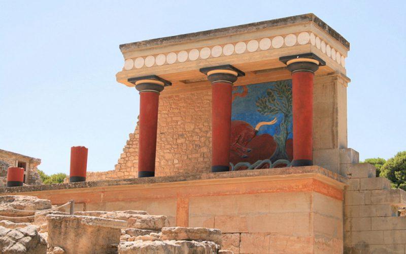 Крит Дворец