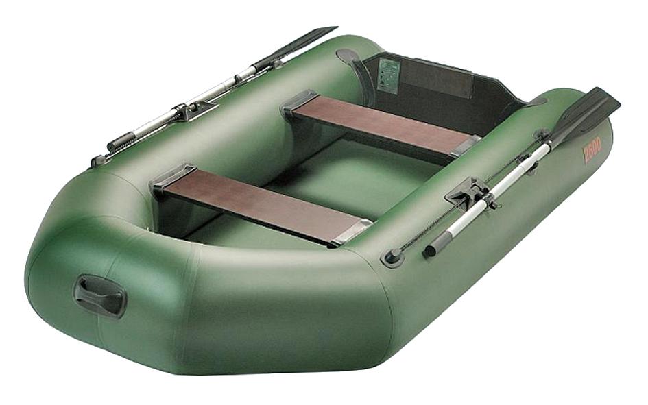 ПВХ лодка АКВА 2600