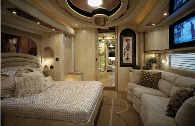 Featherlite Vantare дом для путешествий