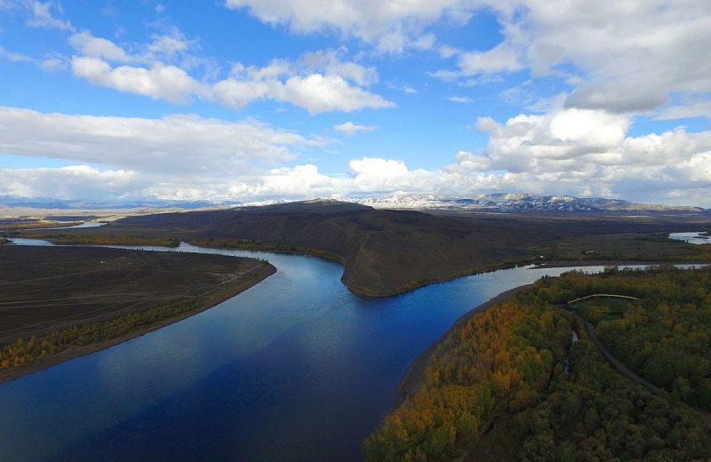 самая большая река
