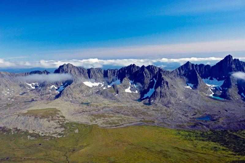 Уральские горы фотография