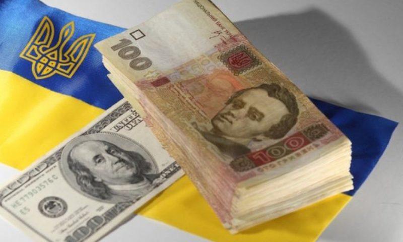 Украина деньги