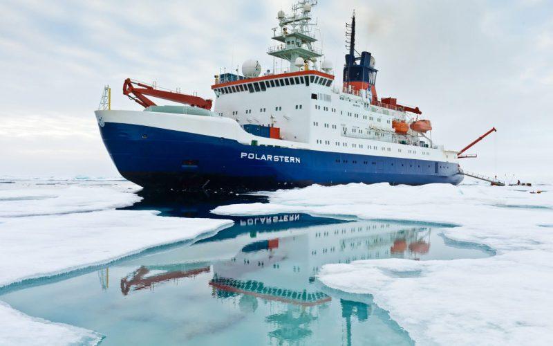 Ледокол «Polarstern»