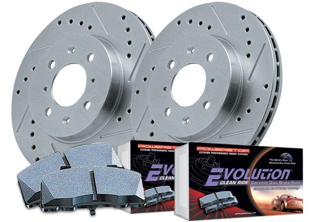Тормозные диски ATE PowerDick